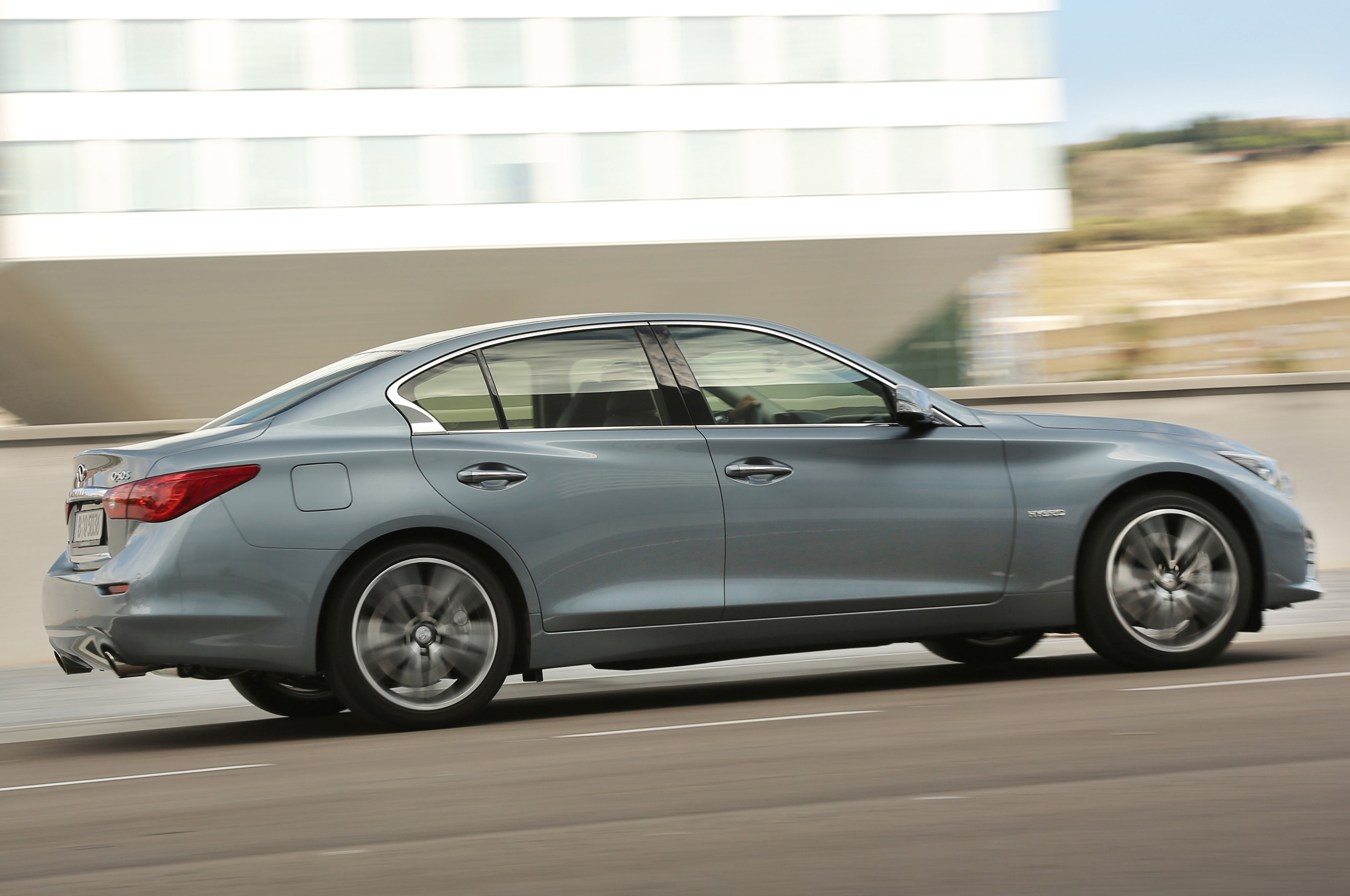 2015 Infiniti Q50 For Sale >> 2014 Infiniti Q50 Gains Turbocharged Four-Cylinder Engine In China