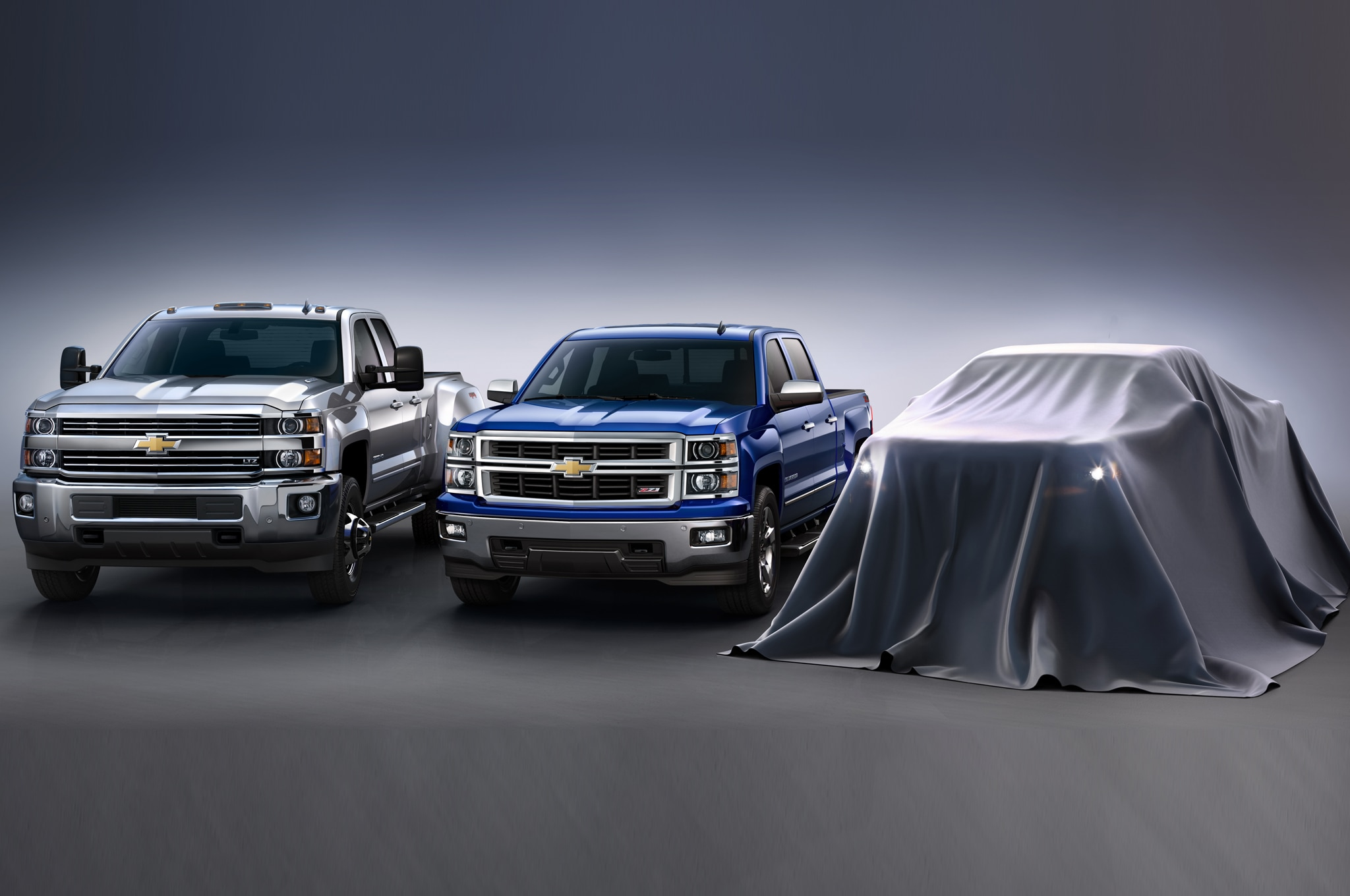 2015 Chevrolet Colorado Teaser Image1