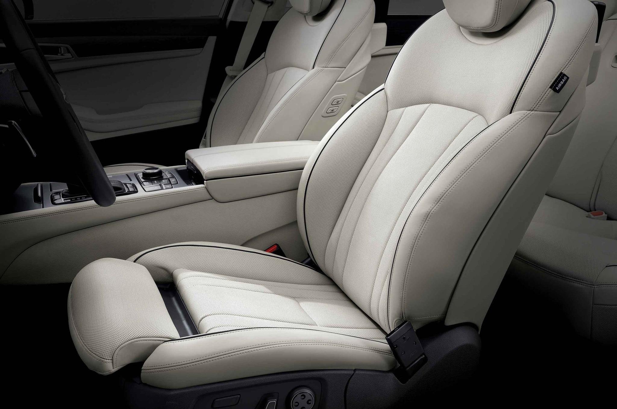 2015 hyundai genesis review automobile magazine - 2016 hyundai genesis sedan interior ...