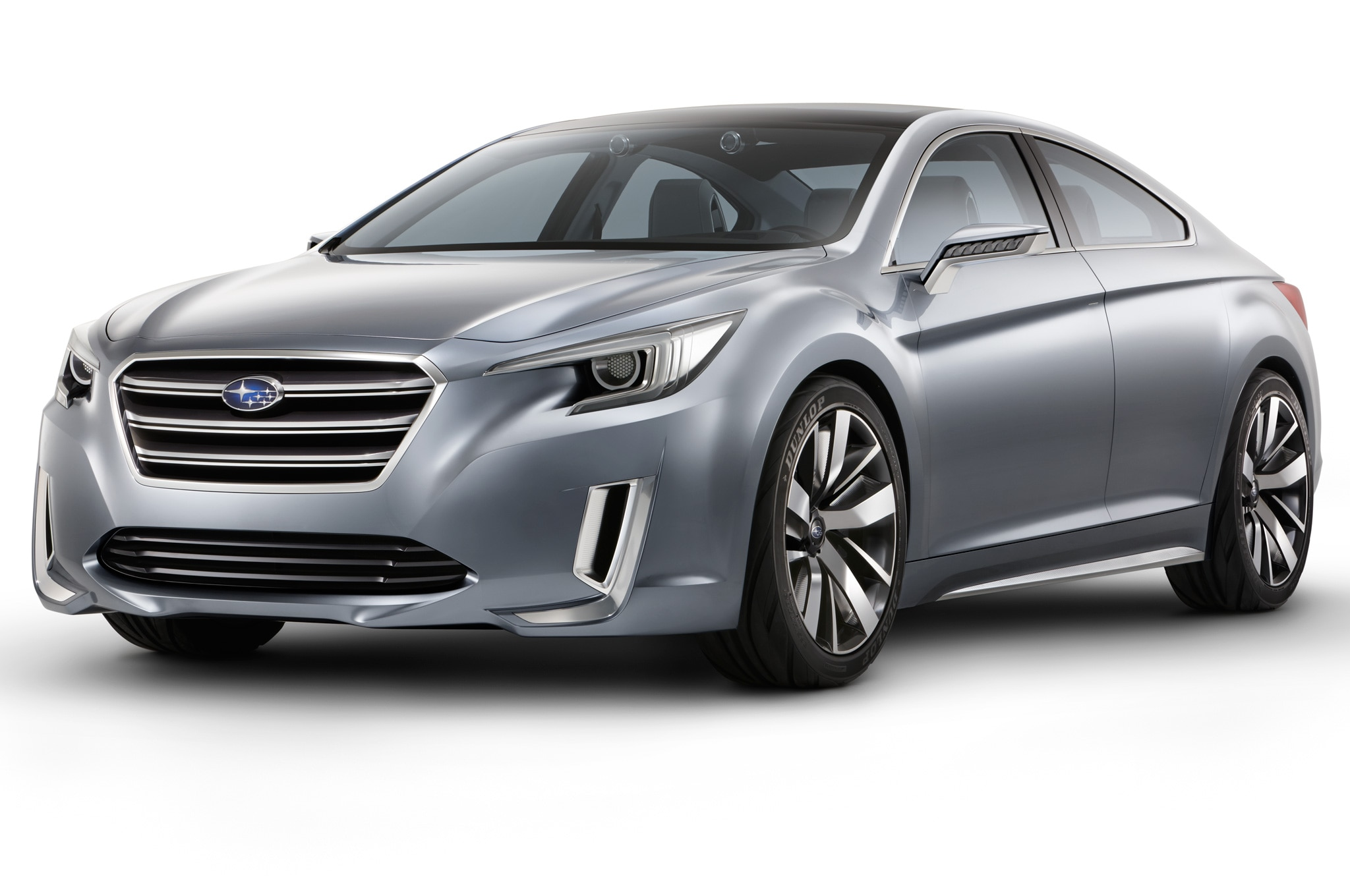 2015 Subaru Legacy Concept Front Side View1