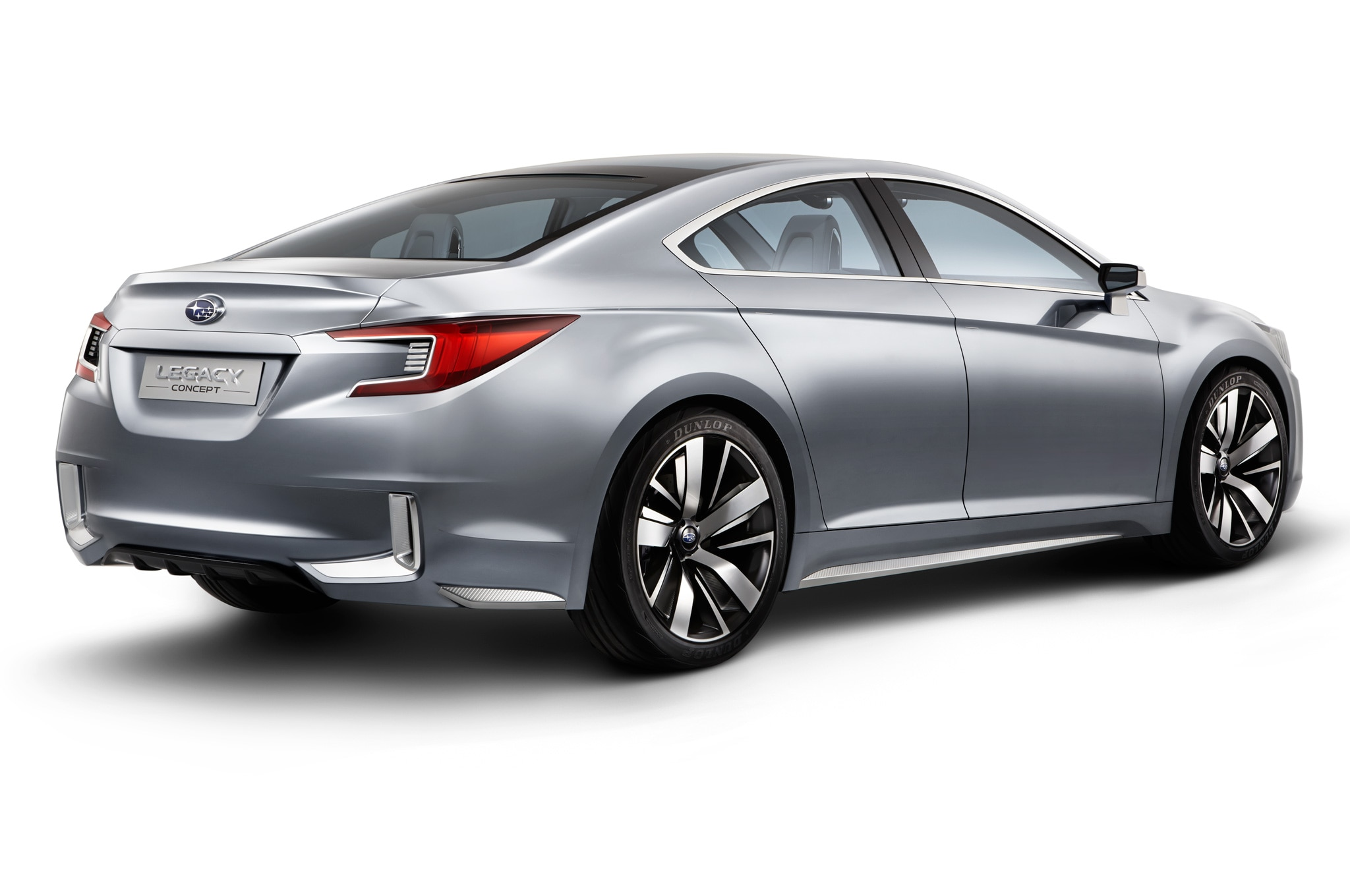 2015 subaru legacy concept debuts at 2013 los angeles auto show although vanachro Image collections