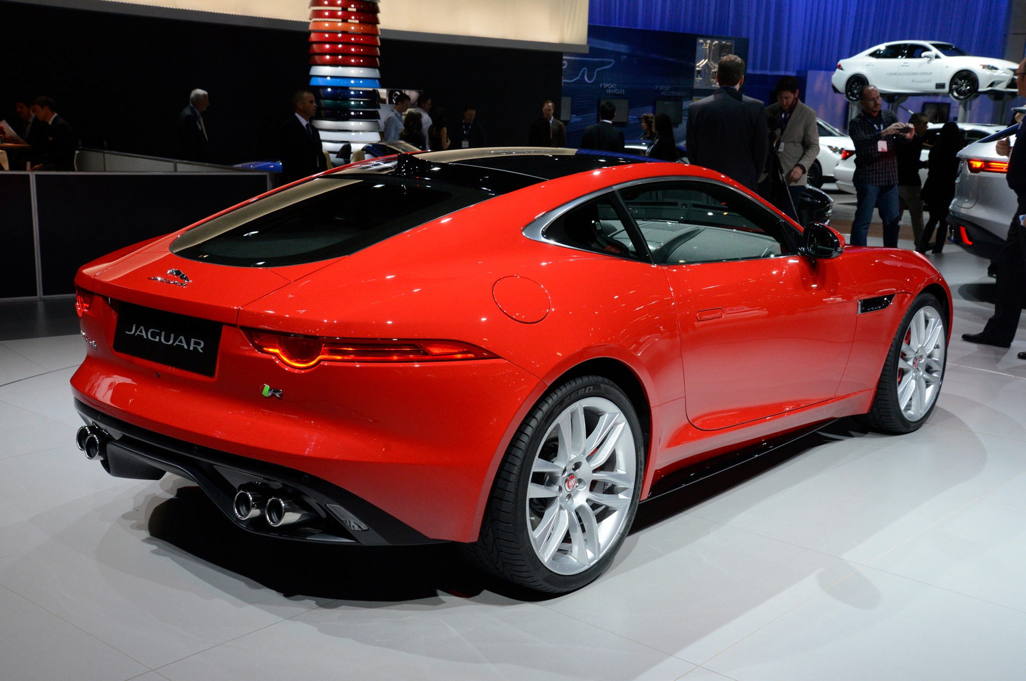 report jaguar f type rs and rs gt likely in the works. Black Bedroom Furniture Sets. Home Design Ideas