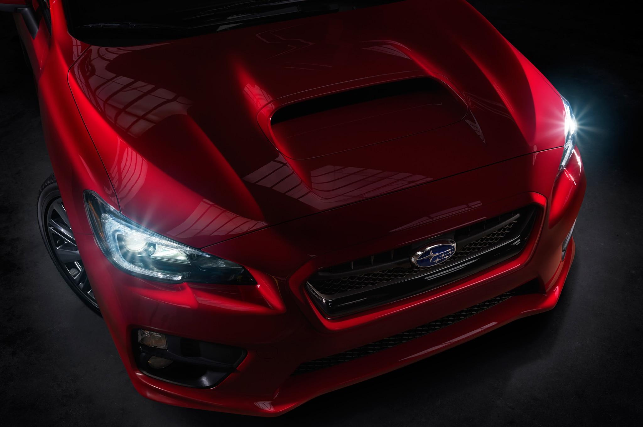 2015 Subaru Wrx Front Close1