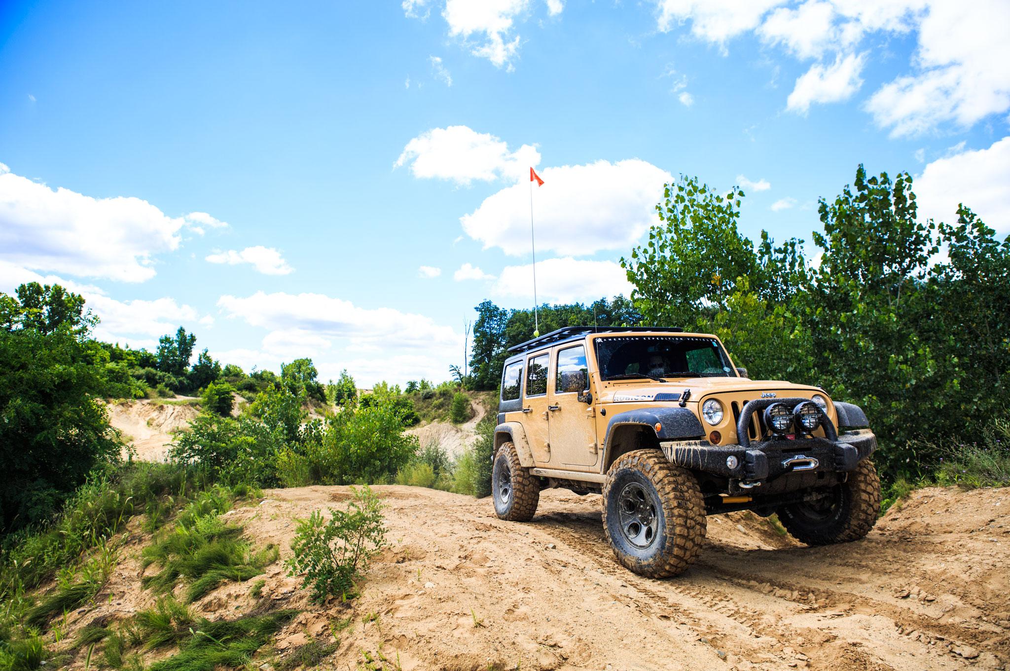 Aev Jeep Wrangler Jk350 Review Automobile Magazine
