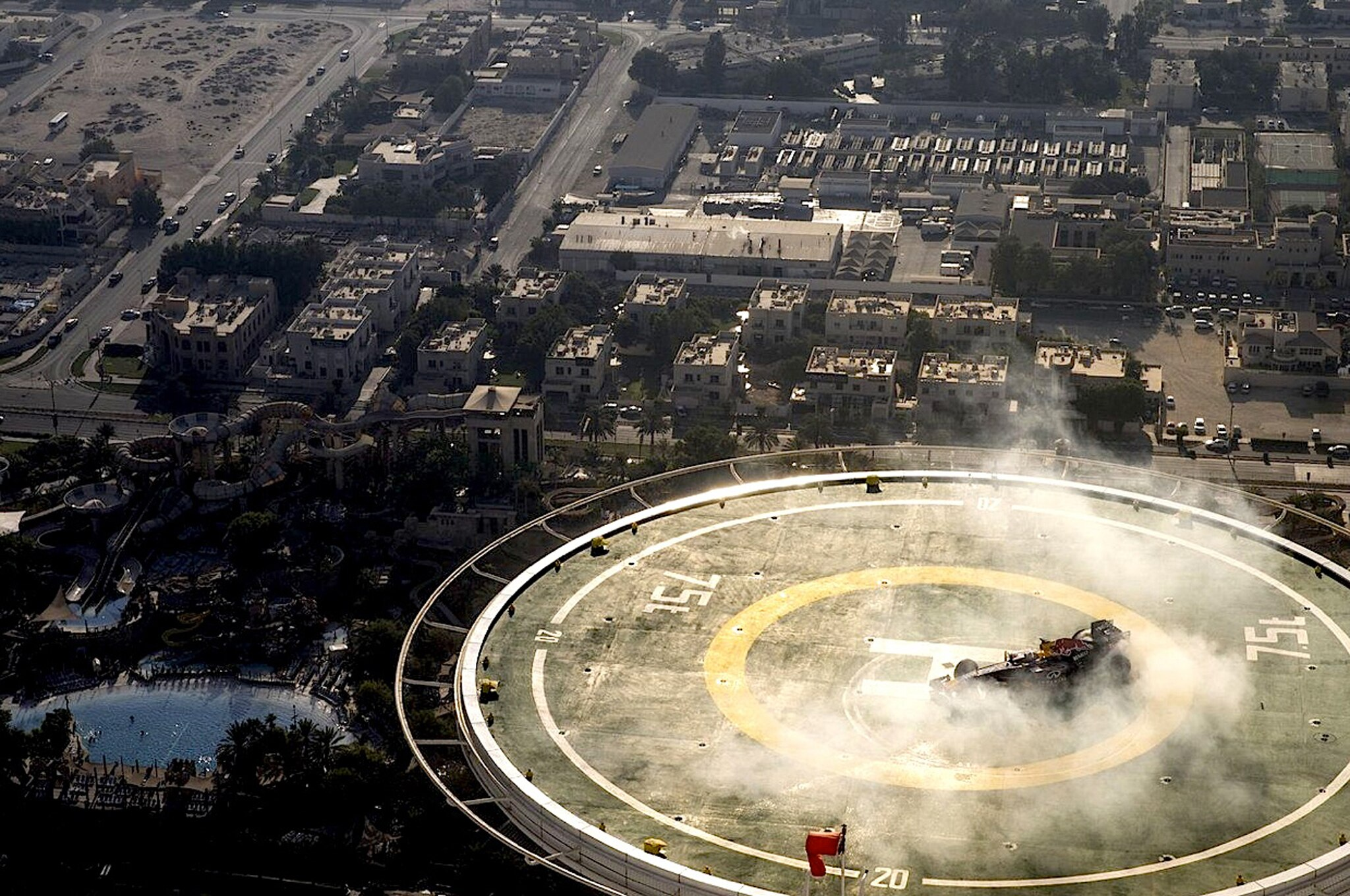 Red Bull Racing Formula 1 Donuts