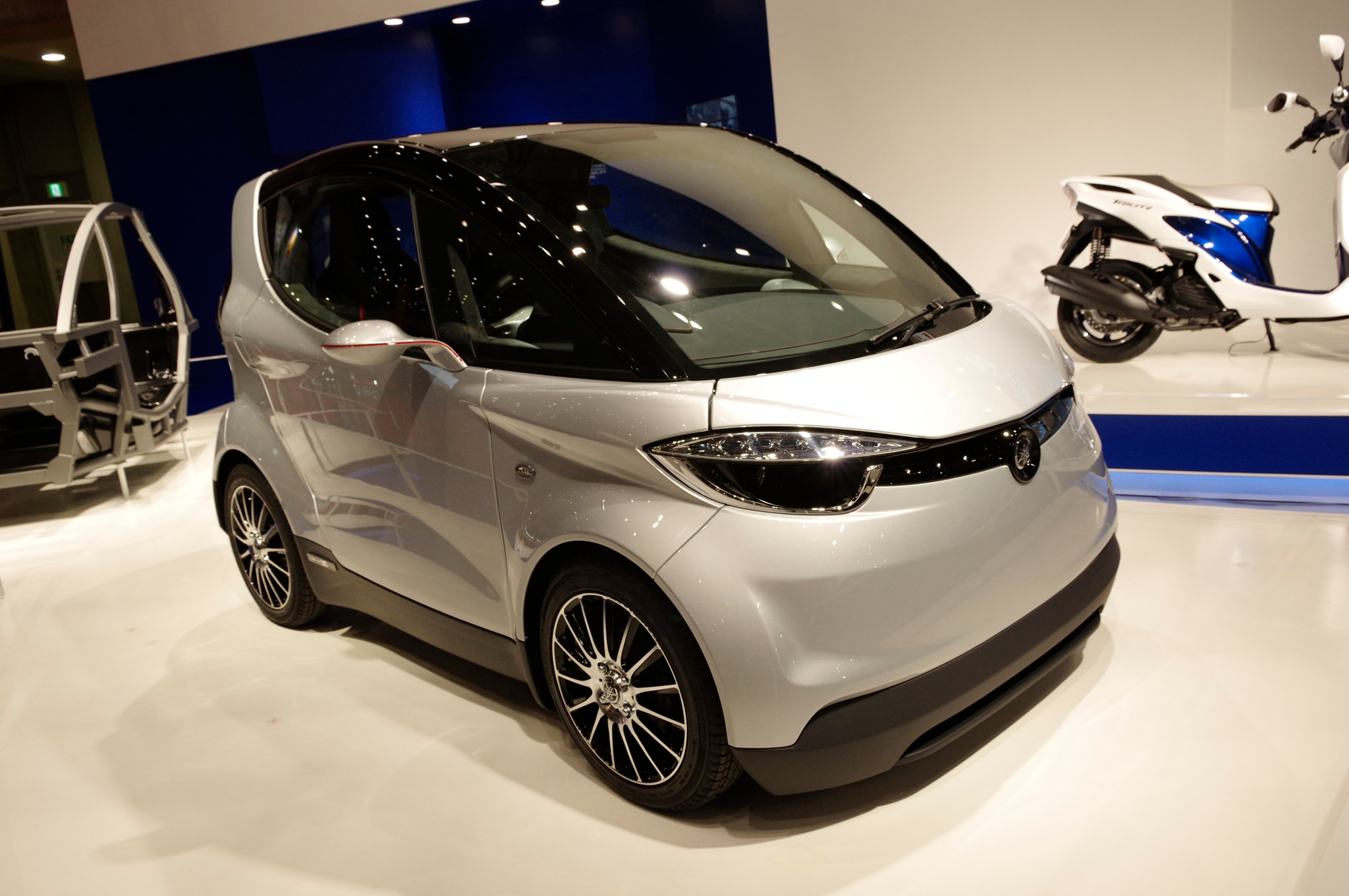 Yamaha Motiv E Front Three Quarters