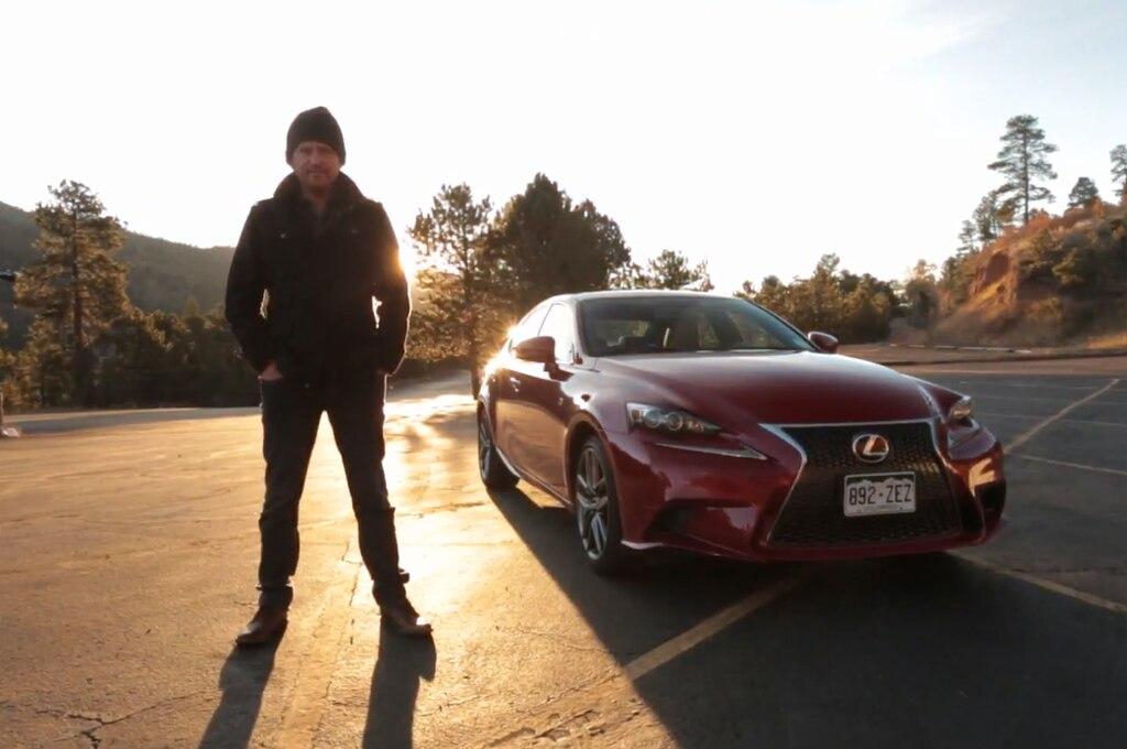 Justin Bell 2014 Lexus Is350 F Sport Pikes Peak Base1
