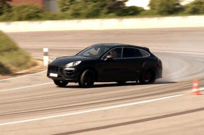 Porsche Macan Video 11 660x438