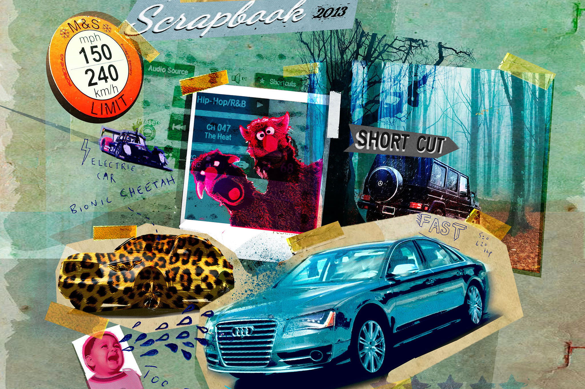 Scrapbook Illustration Cropped