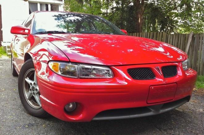 2000 Pontiac Grand Prix Front 660x438