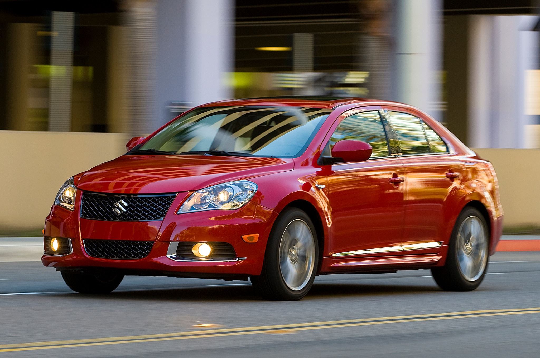 report suzuki kizashi was a headache won 39 t be replaced. Black Bedroom Furniture Sets. Home Design Ideas