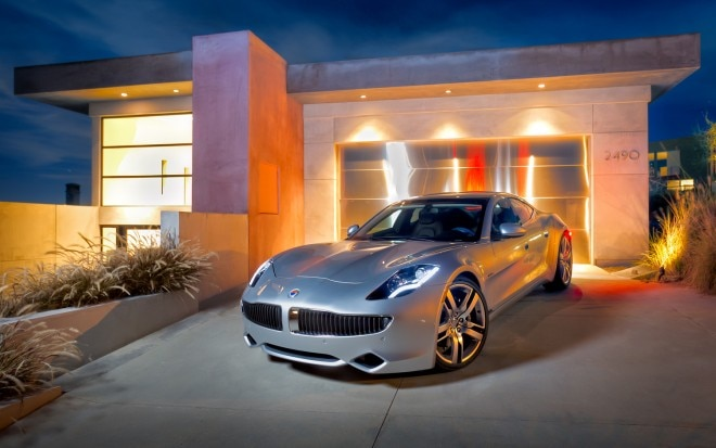 2012 Fisker Karma Front Three Quarter111 660x413