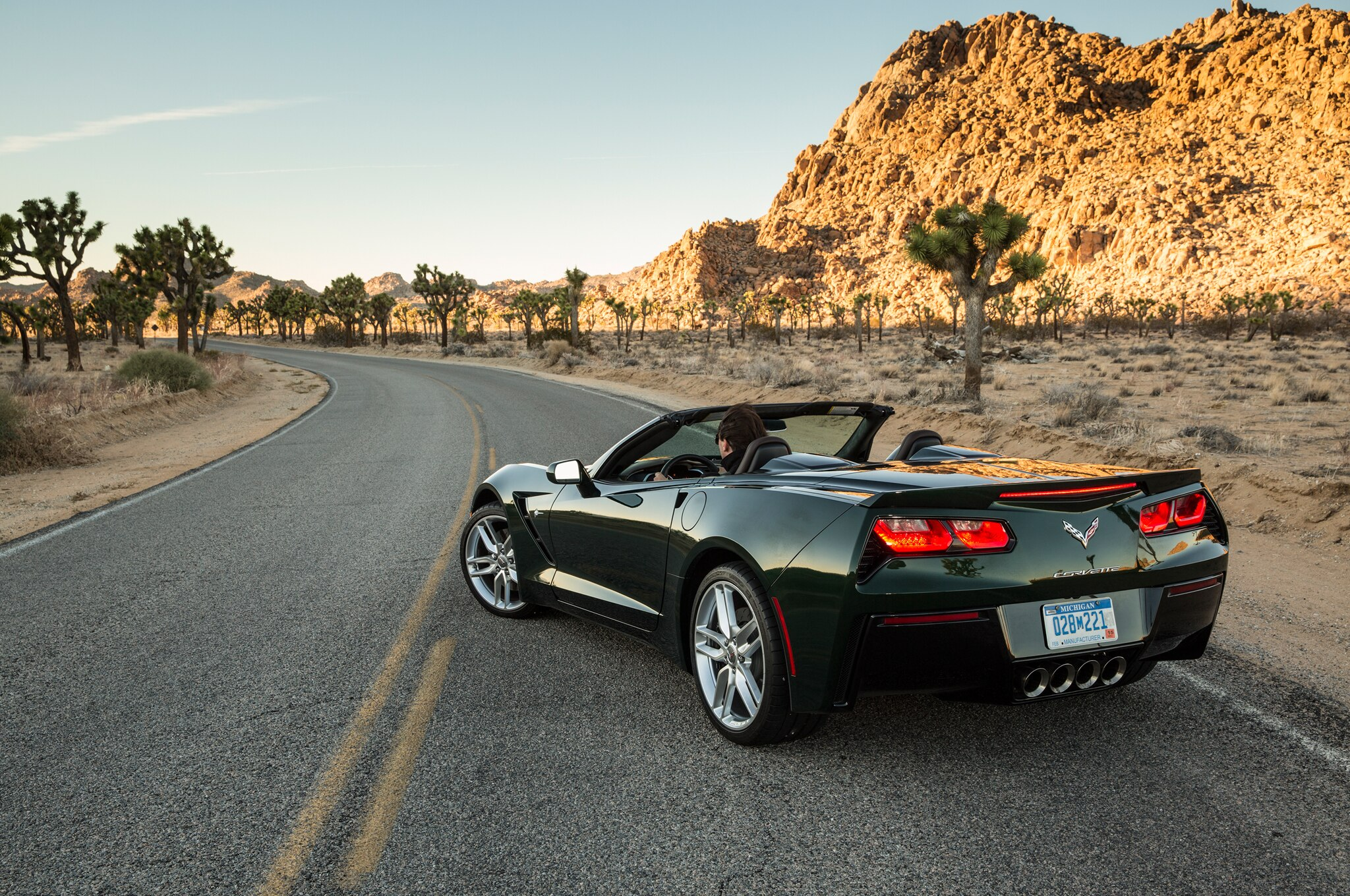 choosing - 2014 Chevrolet Corvette Stingray Convertible