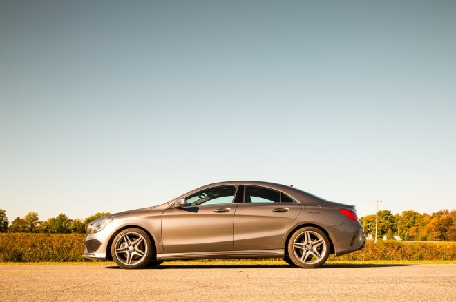 2014 Mercedes Benz CLA250 Automobile Of The Year Contender 51 660x438