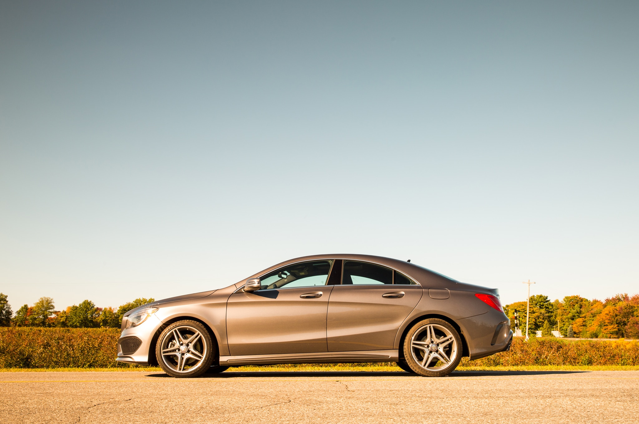 2014 Mercedes Benz CLA250 Automobile Of The Year Contender 51