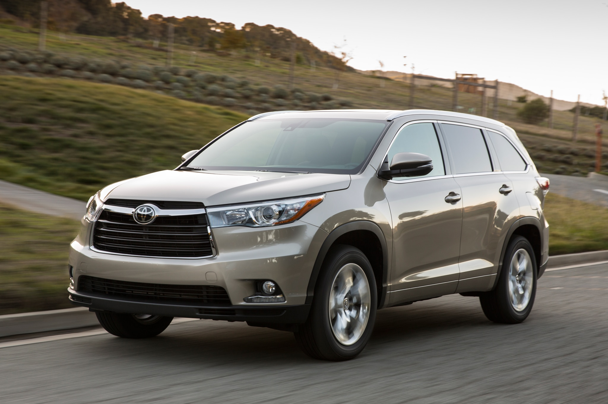 new car release dates 20142014 Toyota Highlander Review  Automobile Magazine