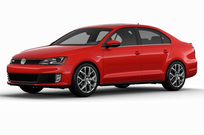 2014 Volkswagen Jetta GLI Edition 30 Front Side View 660x438