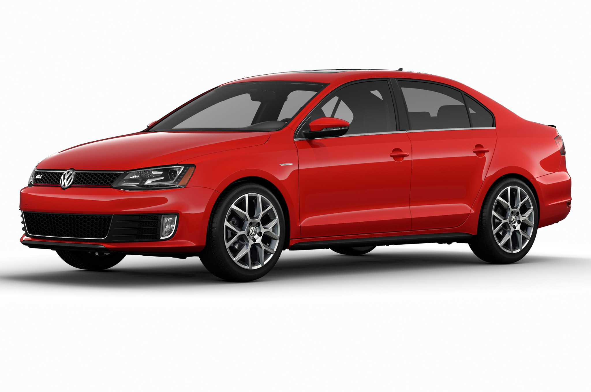 2014 Volkswagen Jetta GLI Edition 30 Front Side View