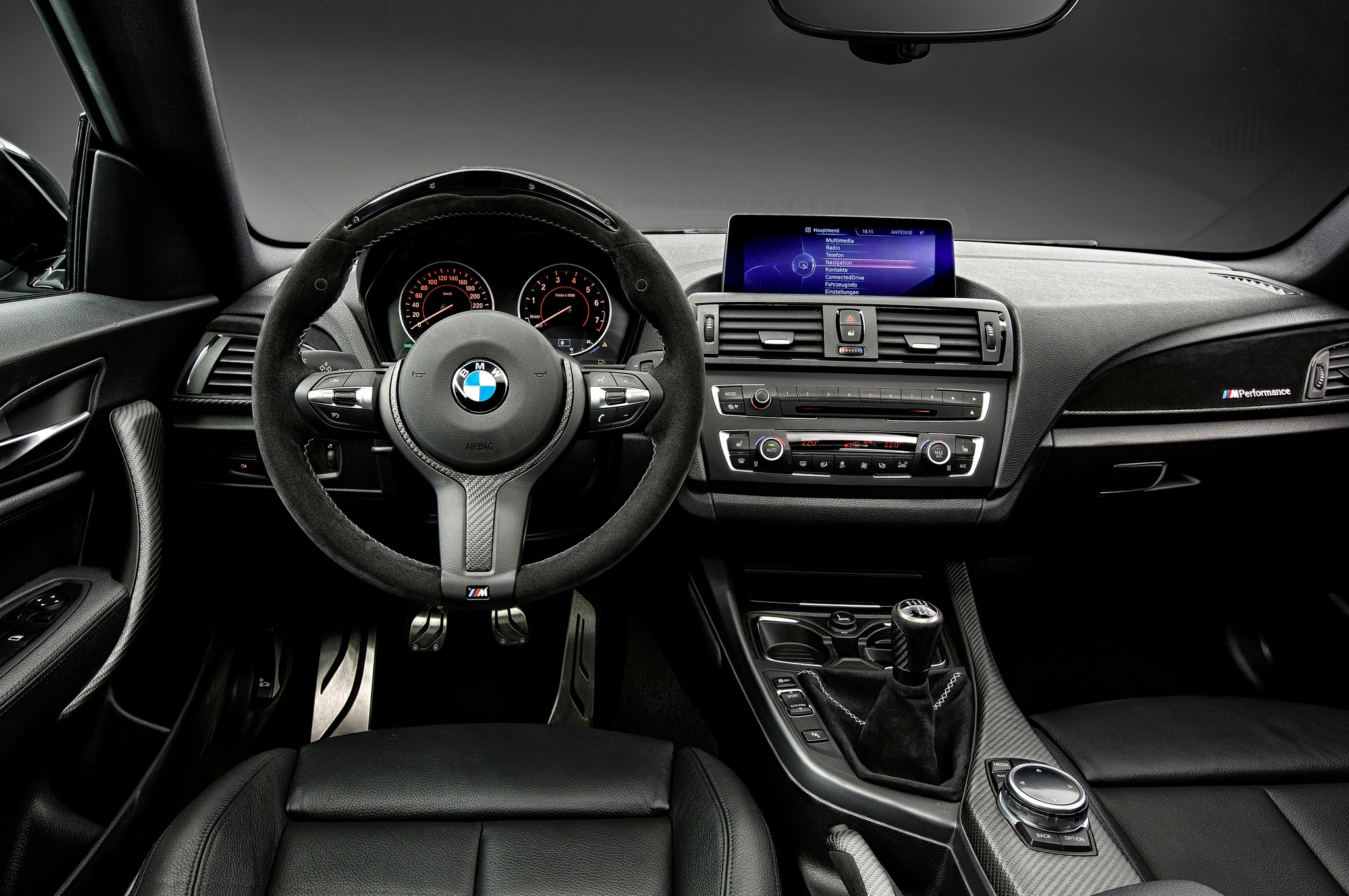 BMW Series Fitted With M Performance Parts - Bmw 228i 2013