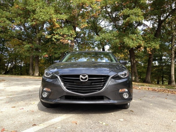 2014 Mazda 3 4seasons Update Iowa Headon