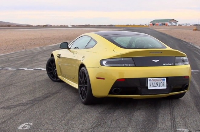 2015 Aston Martin V12 Vantage S Rear Three Quarter 660x438