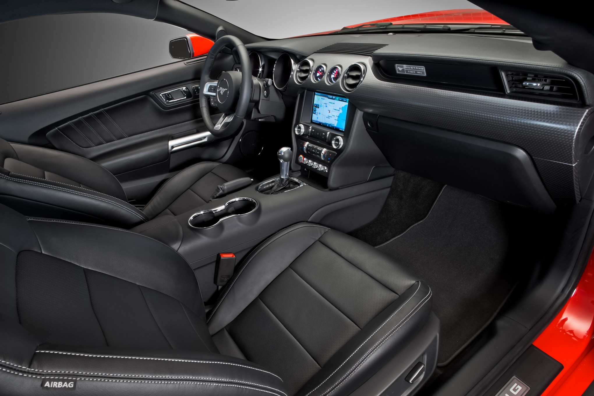 Interior Mustang 2015 Mustang Saleen 2015 Ford Mustang Gt Fastback 50 Year Limited Edition