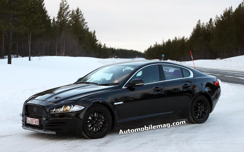 2015 Jaguar XS Profile Spied 11
