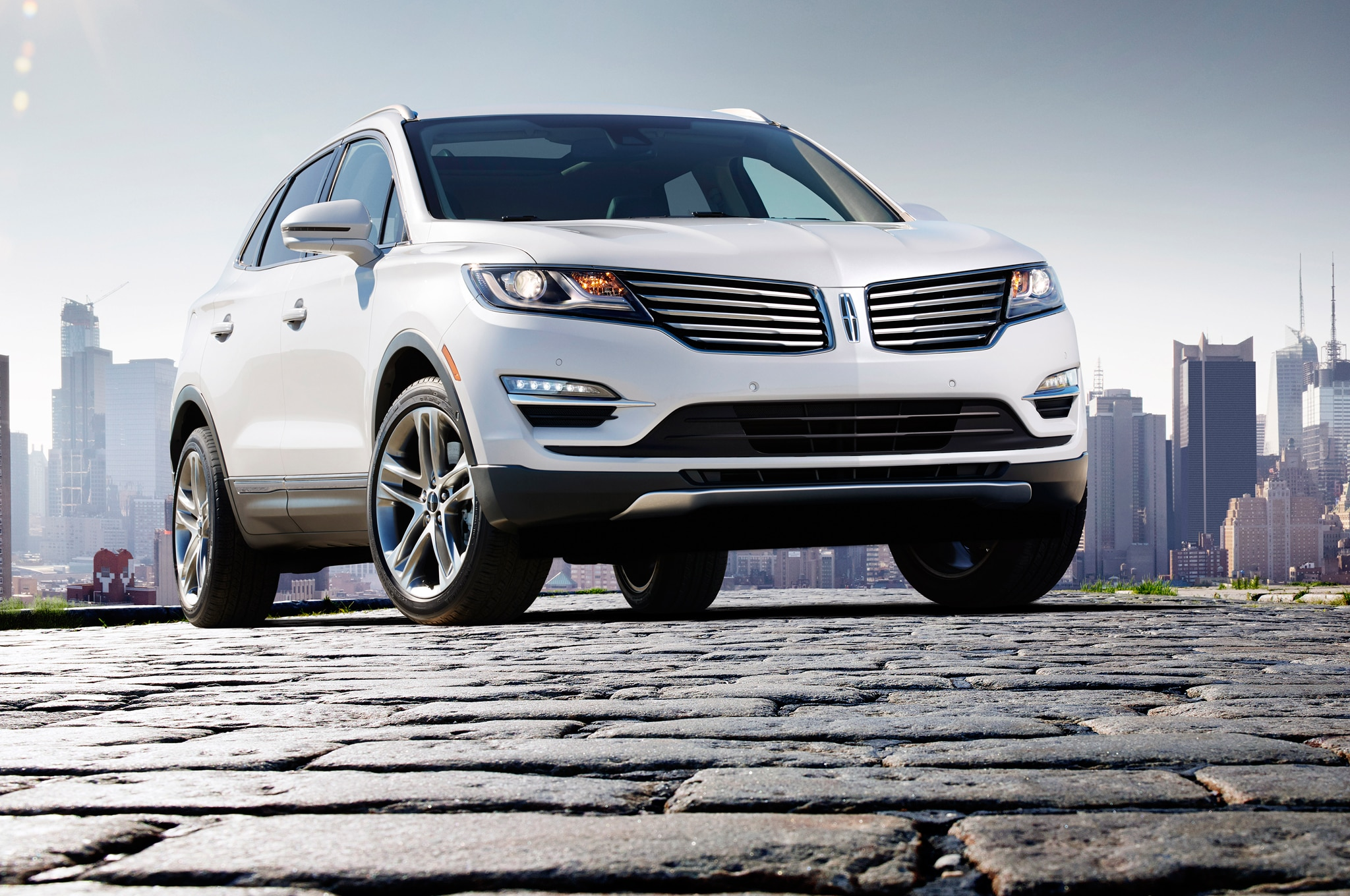 2015 Lincoln MKC Front End1