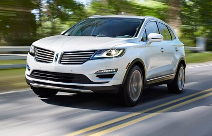 the customizable 2015 Lincoln MKC can be made relatively affordable