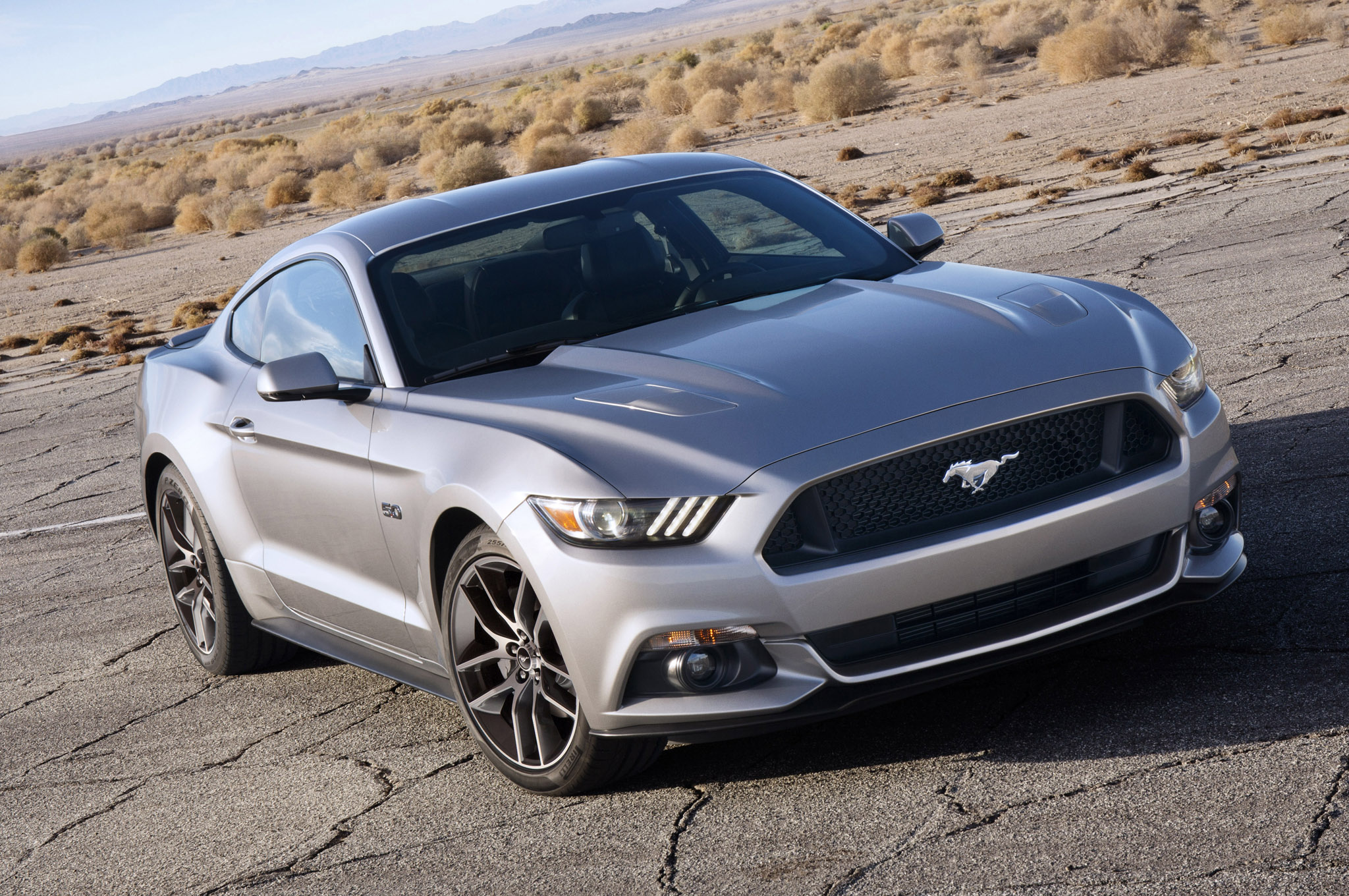 2015 Ford Mustang Gt Front1
