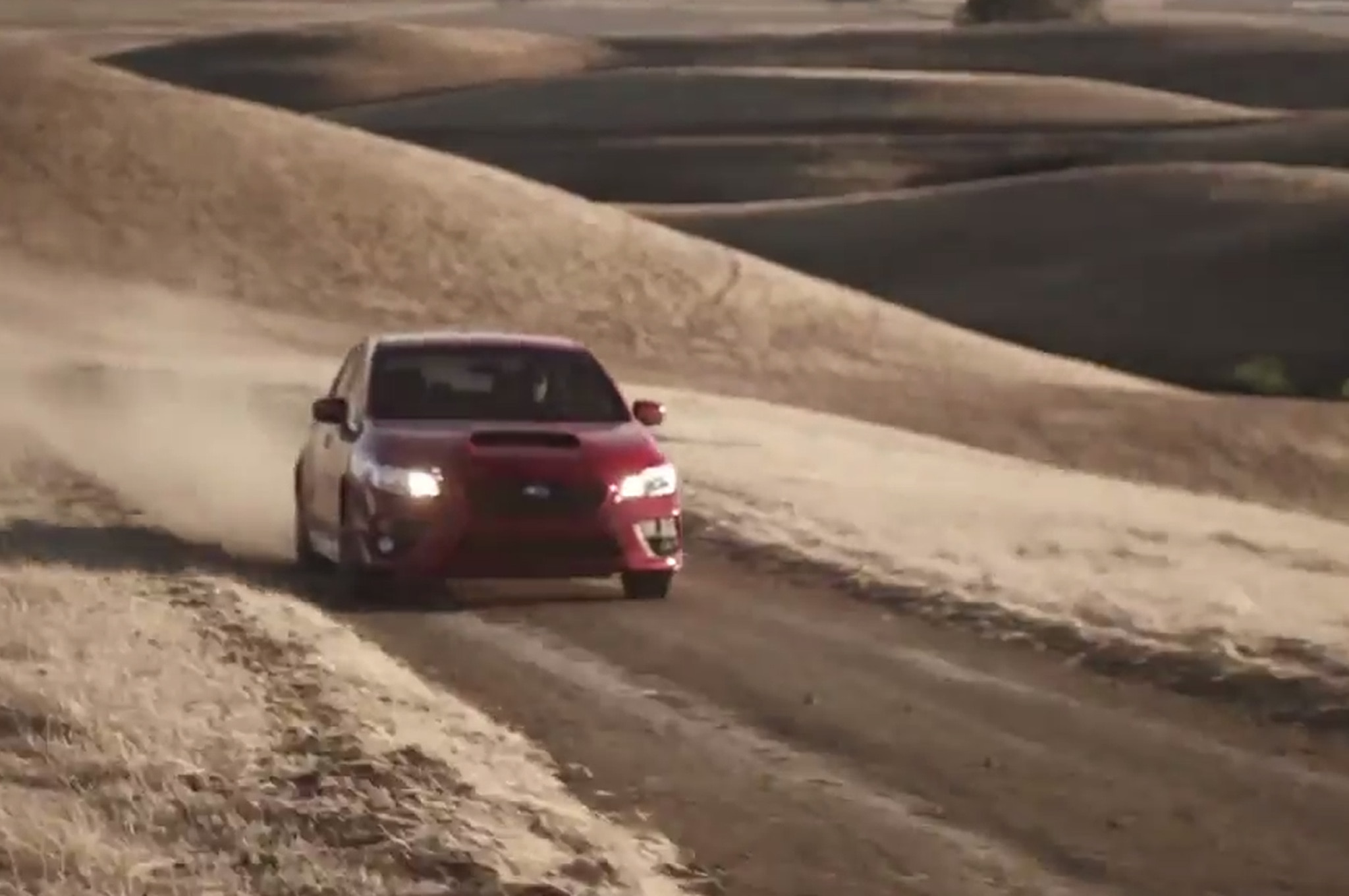 2015 Subaru Wrx Off Road Video