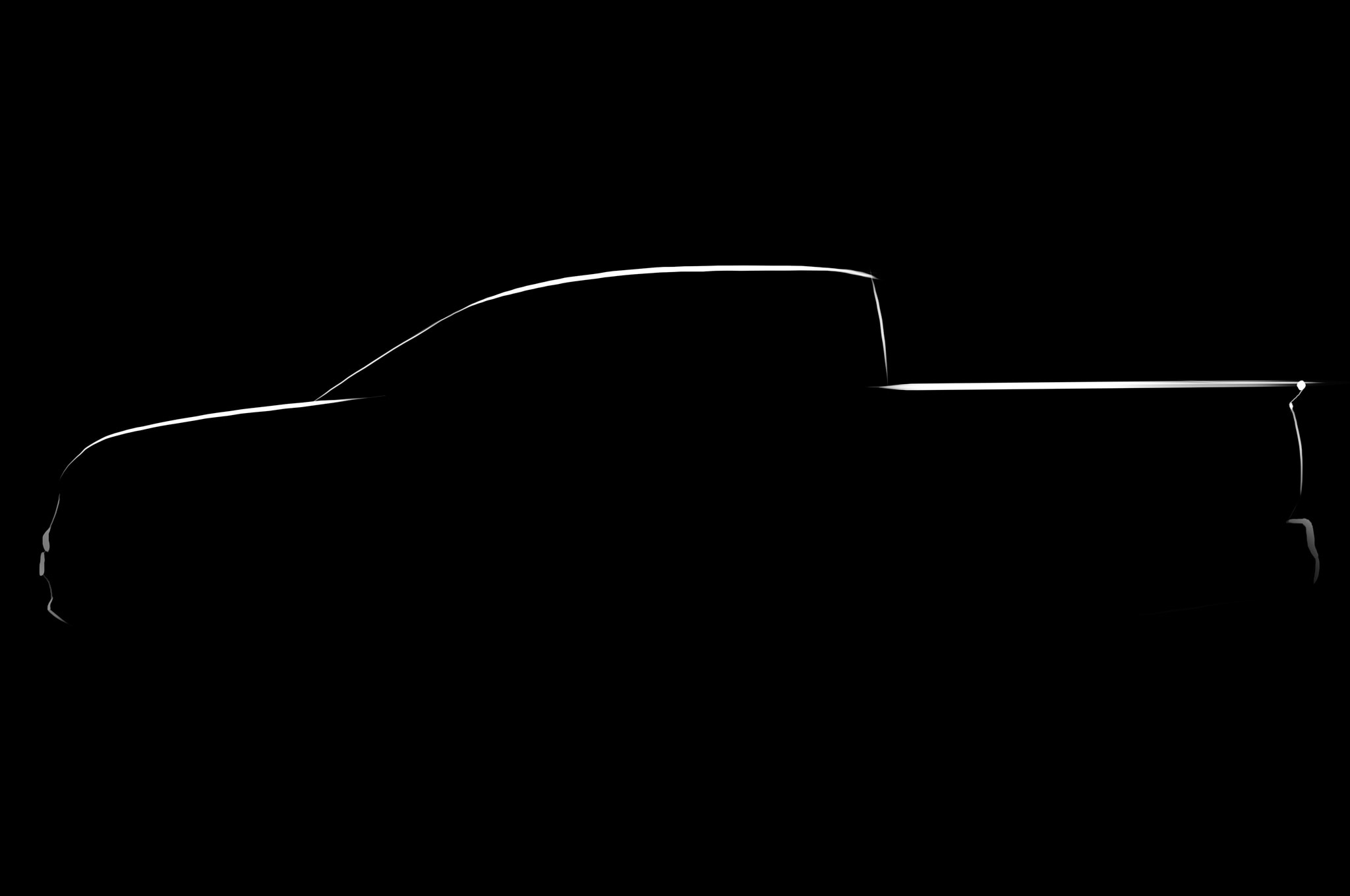2016 Honda Ridgeline Teaser Sketch1