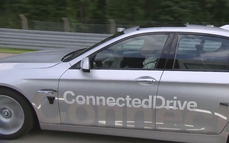 BMW ConnectedDrive Connect Driverless Car Profile