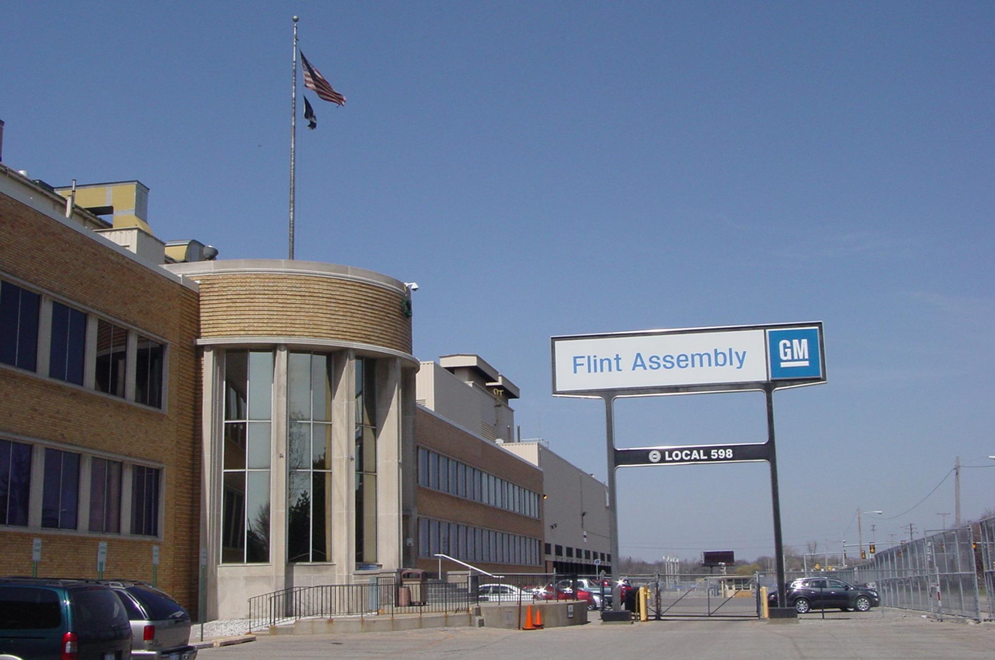 GM Flint Assembly