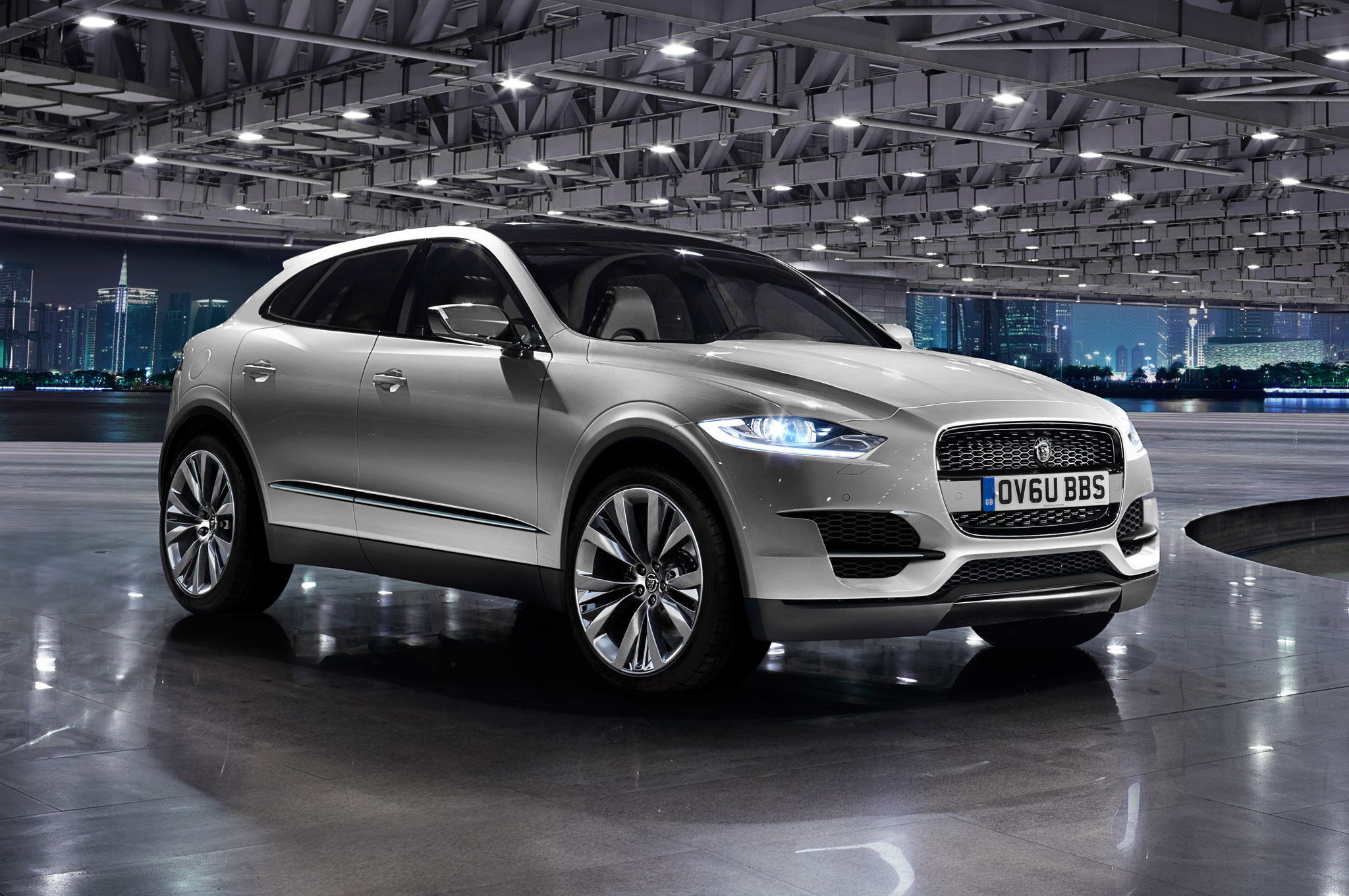 2018 Diesel Suv >> The Cars (and Men) That Can Revive Jaguar and Land Rover ...
