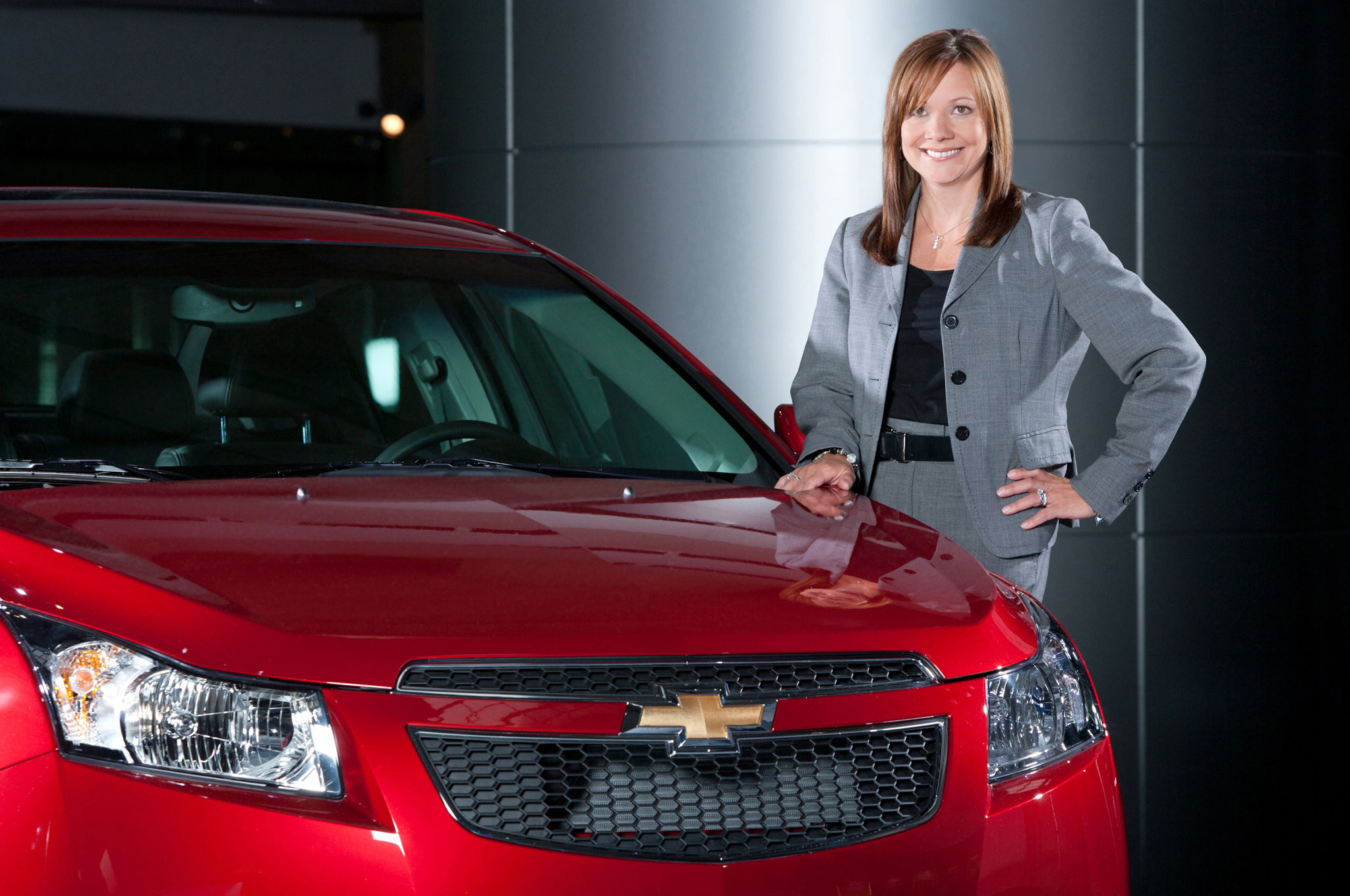 Mary Barra Chevrolet Cruze