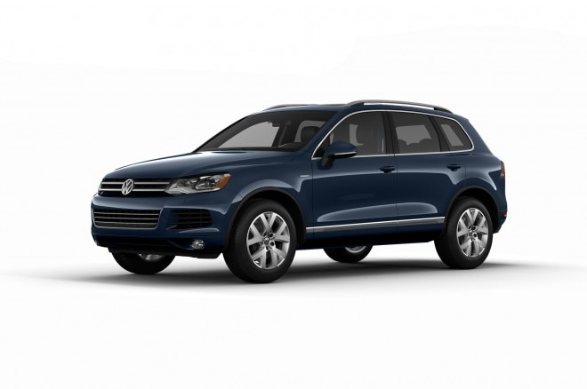 TouaregX Special Edition Front Three Quarter 660x438
