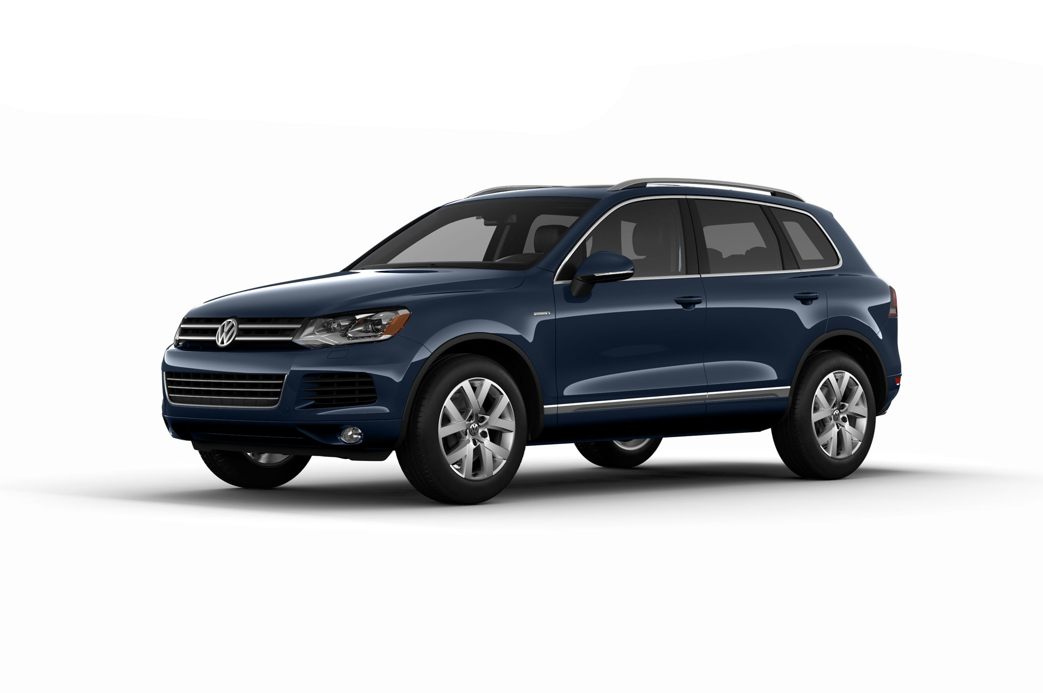 TouaregX Special Edition Front Three Quarter