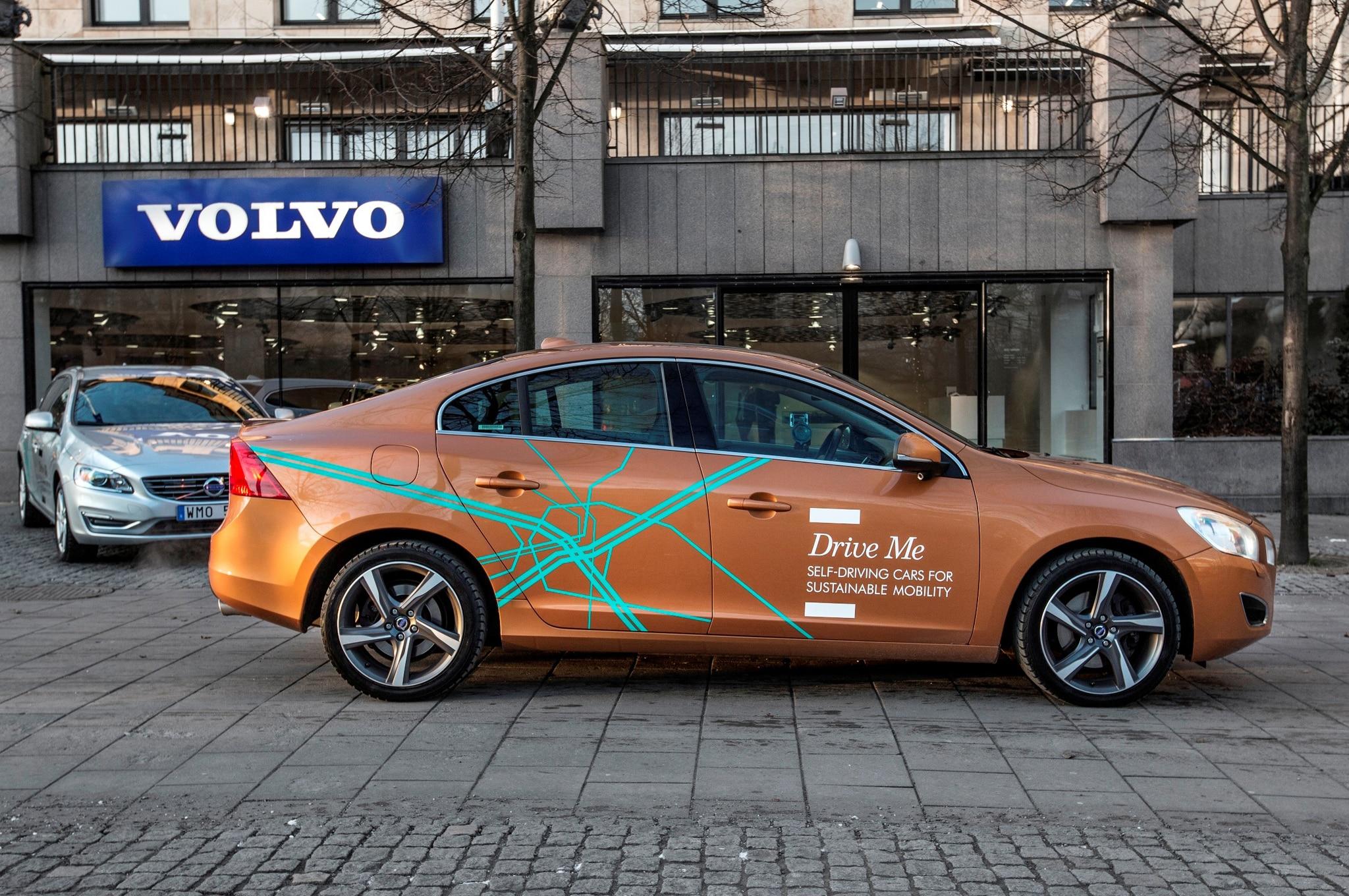 Volvo S60 Drive Me Prototype1