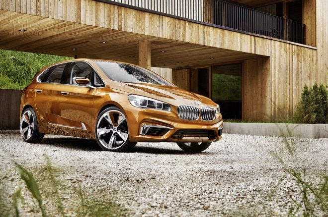 Bmw Concept Active Tourer Outdoor Front Three Quarters 21 660x438