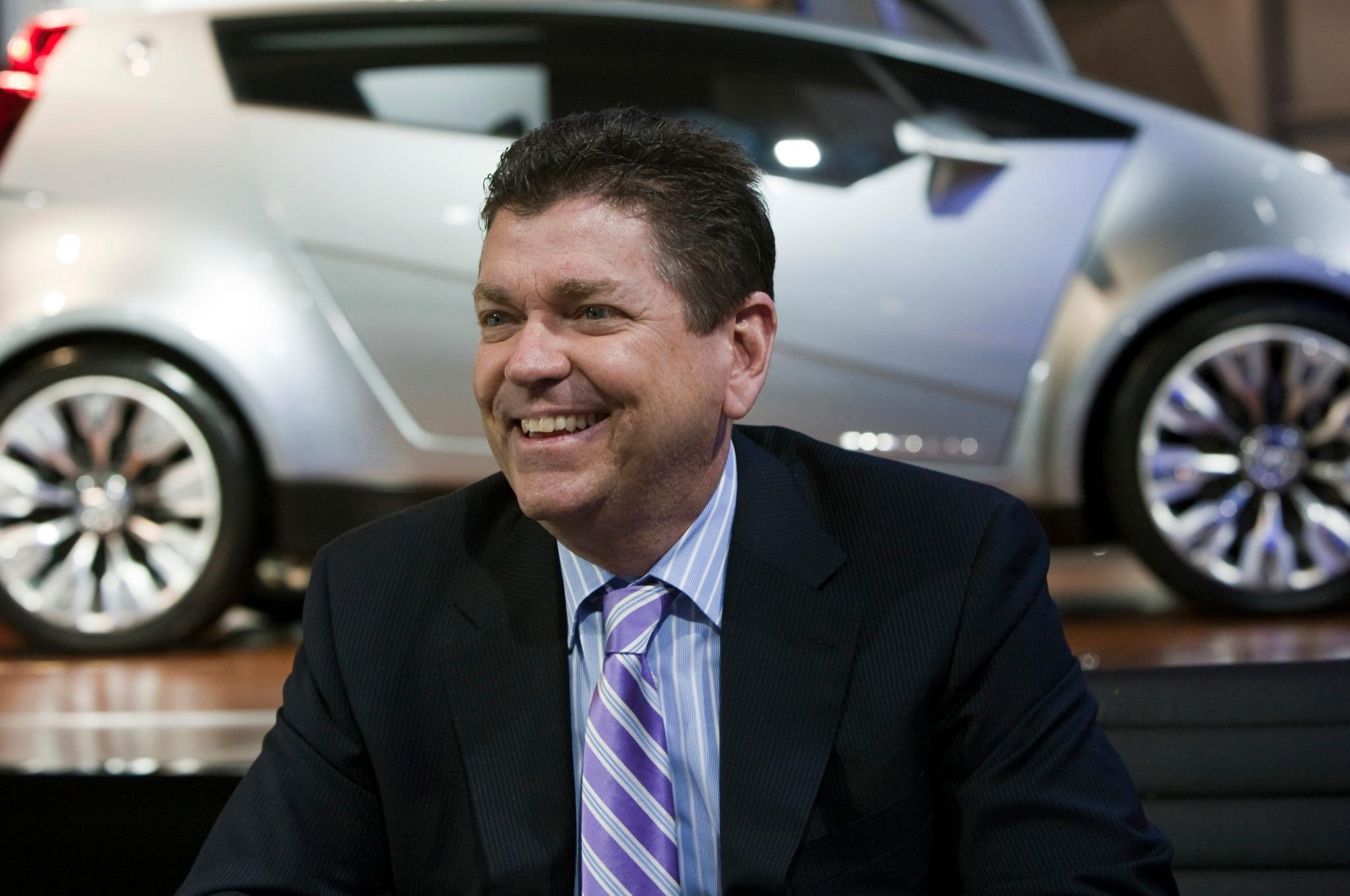 Chris Perry Gm Executive
