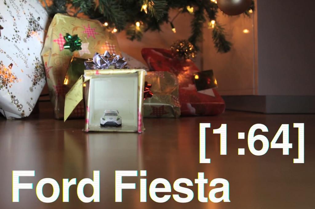 Snowkhana 2 Ford Fiesta Gift Box