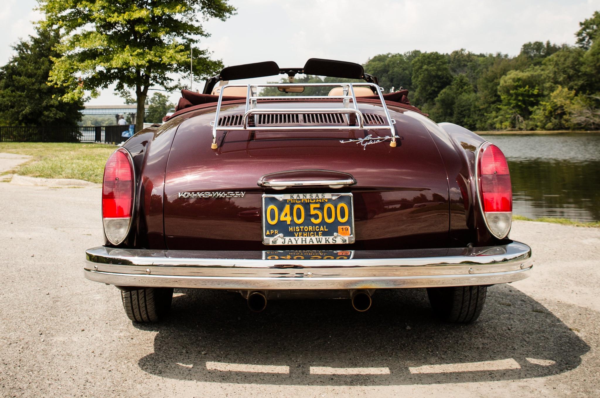 Collectible Classic: 1956-1974 Volkswagen Karmann Ghia ...