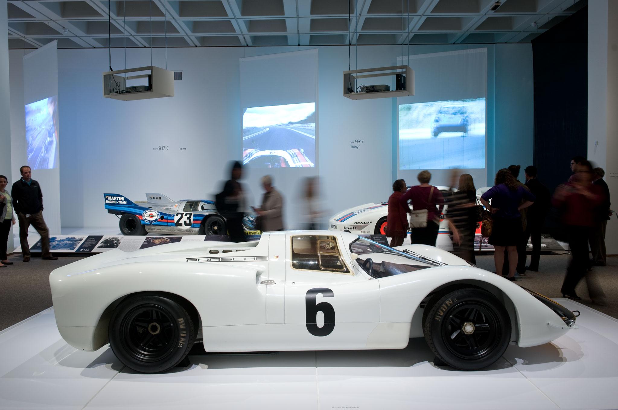 1968 Porsche 908K1