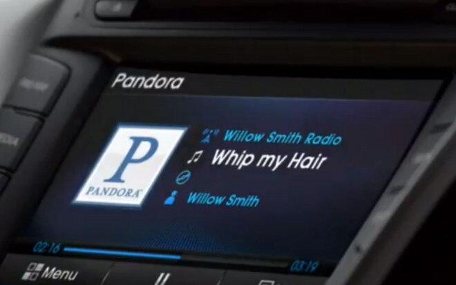 2012 Hundai Veloster Pandora Commercial1 660x413