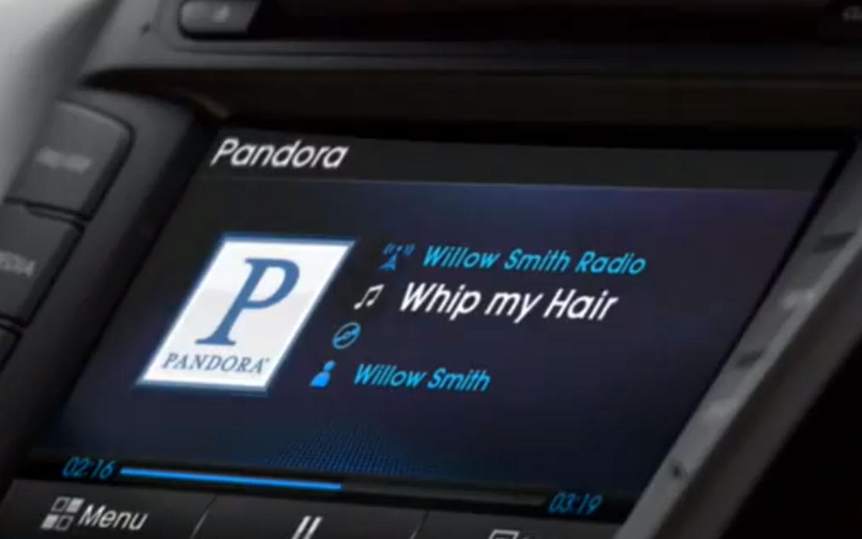 2012 Hundai Veloster Pandora Commercial1