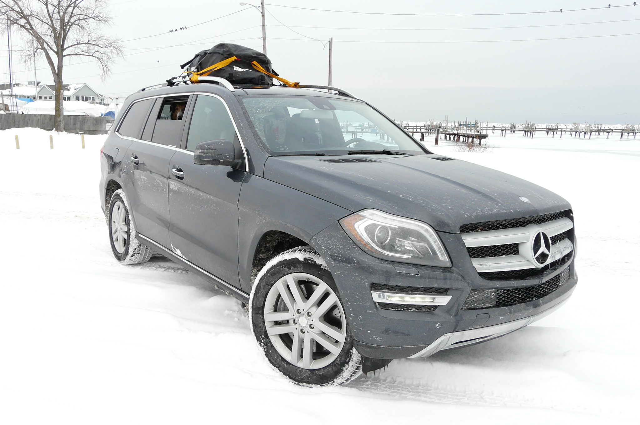 2013 mercedes benz gl450 four seasons update january. Black Bedroom Furniture Sets. Home Design Ideas