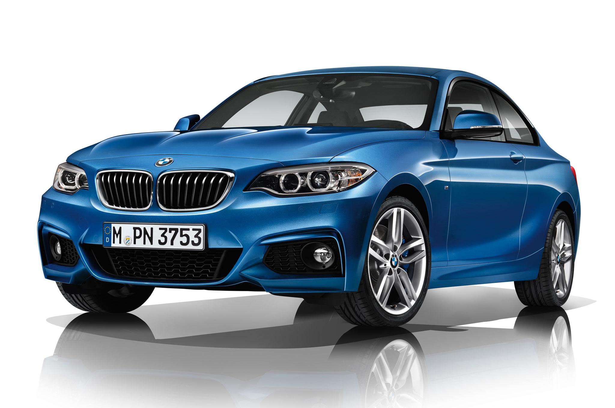 2014 BMW 2 Series Coupe Configurator Goes Live - Automobile Magazine