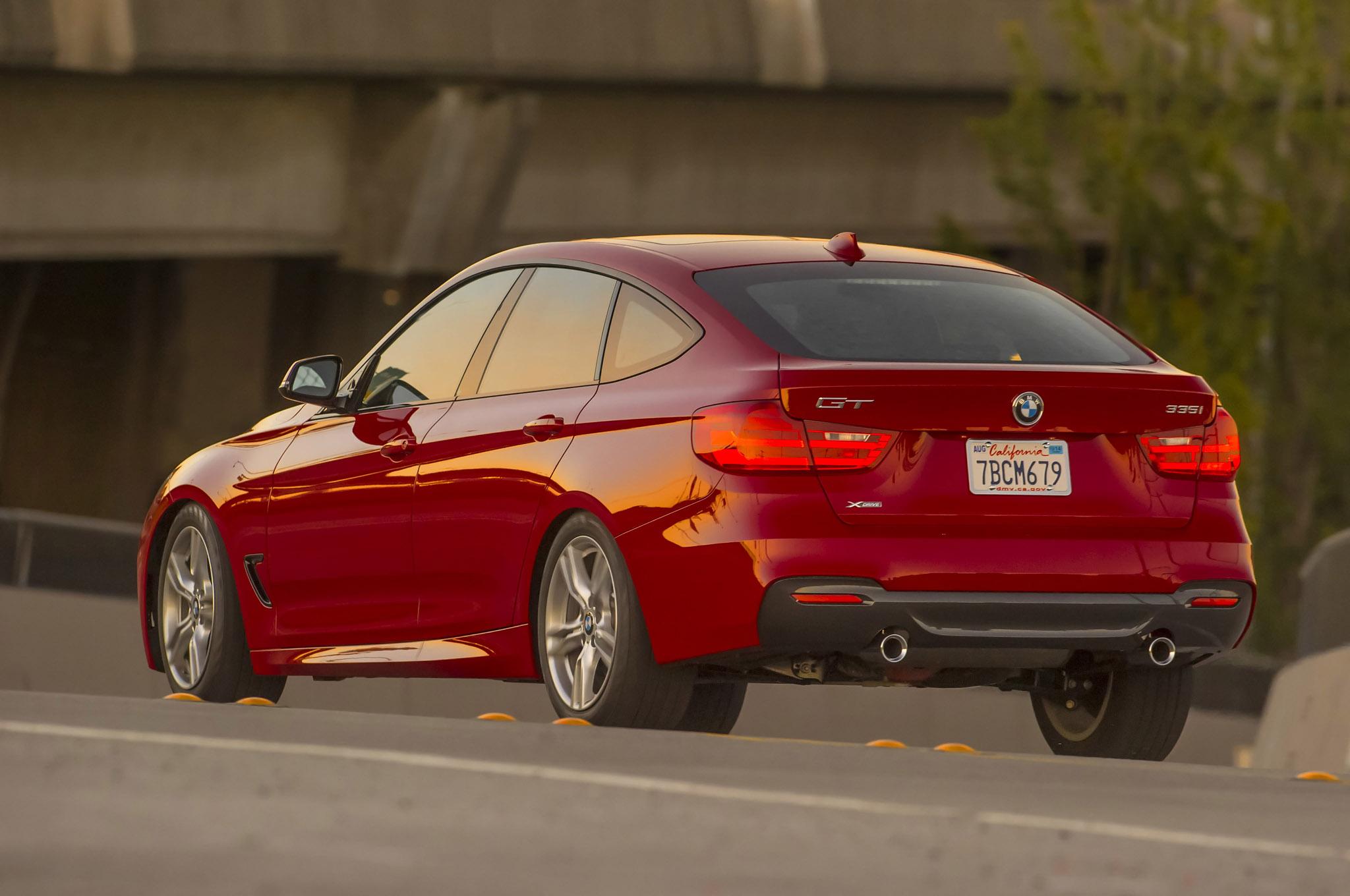 2014 BMW 3 Series Gran Turismo Review  Automobile Magazine