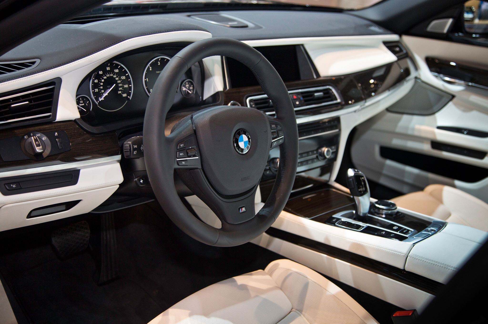 2014 BMW 740Ld xDrive Announced Ahead of 2014 Chicago Auto ...